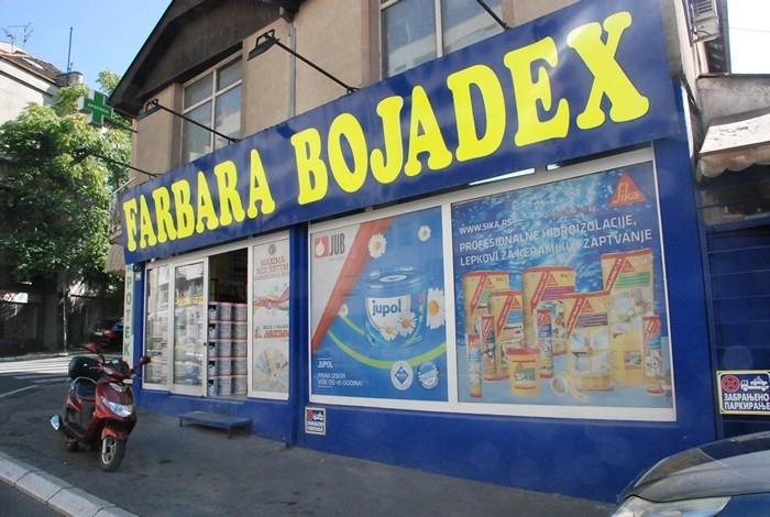 Farbare Bojadex - FARBARE BOJADEX - 1