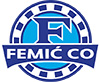 Femić Co logo