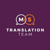 MS Translation Team 021 logo