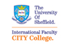 City College - Internacionalni fakultet Univerziteta Sheffield logo