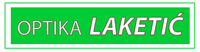 Optika Laketić logo